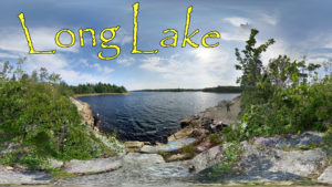 Long Lake Provincial Park in Halifax, Nova Scotia