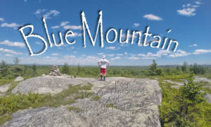 Blue Mountain Hiking Trail in Halifax, Nova Scotia