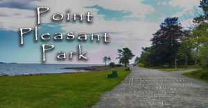 Point Pleasant Park in Halifax, Nova Scotia