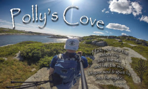 Polly's Cove Hiking Trail in Halifax, Nova Scotia
