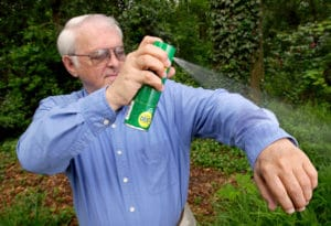 deet tick repellent spray insect