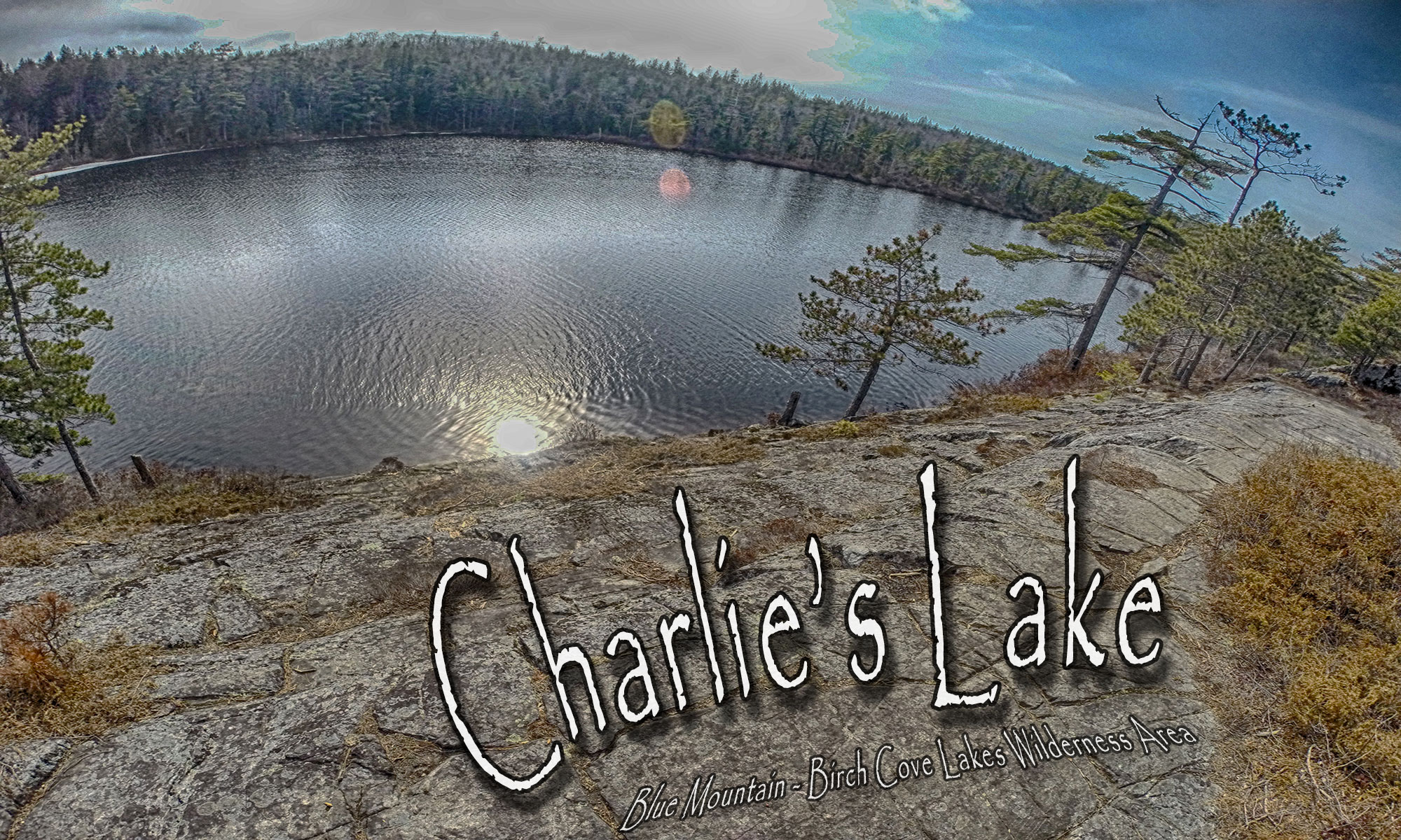 Charlie's Lake Trail