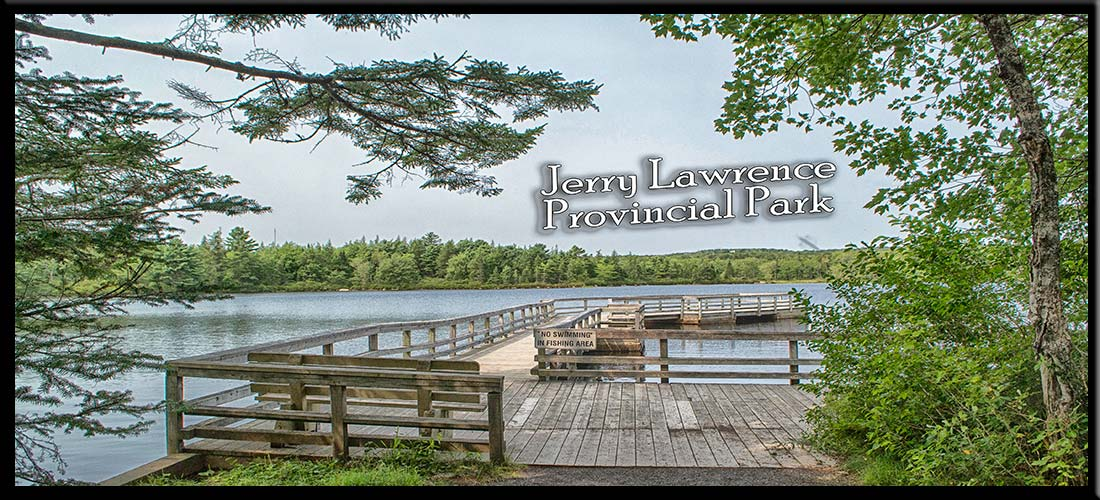 Jerry Lawrence Provincial Park in Halifax, Nova Scotia