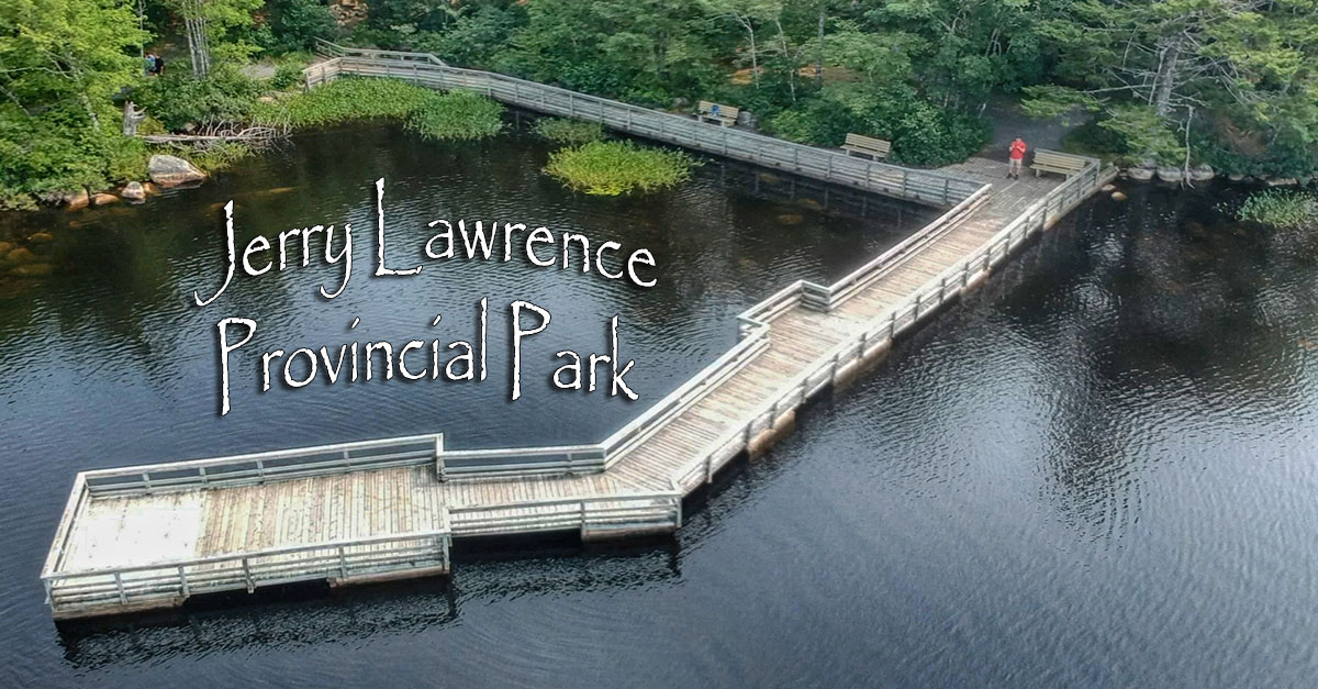 Jerry Lawrence Provincial Park