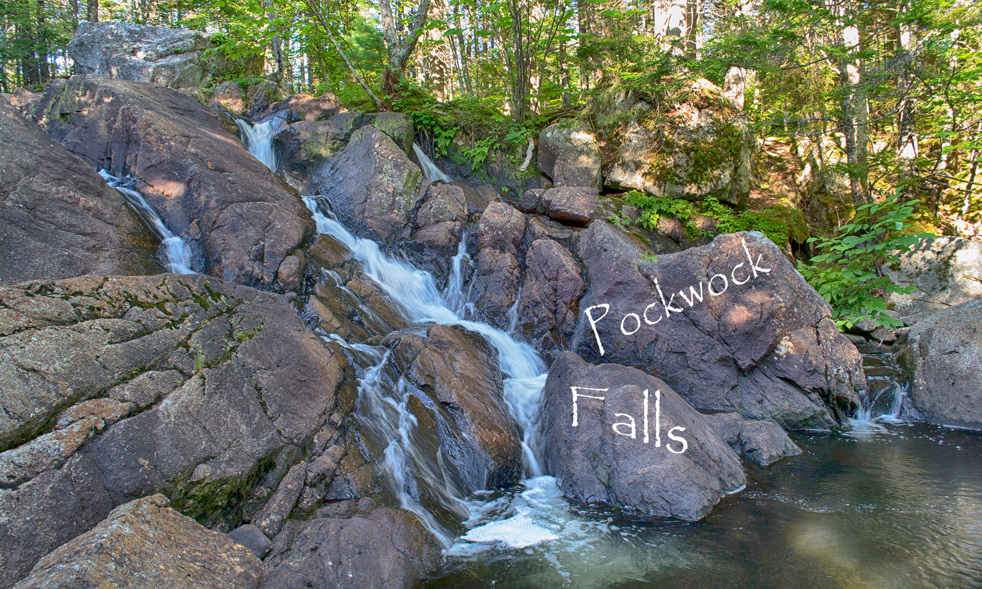 Pockwock Falls