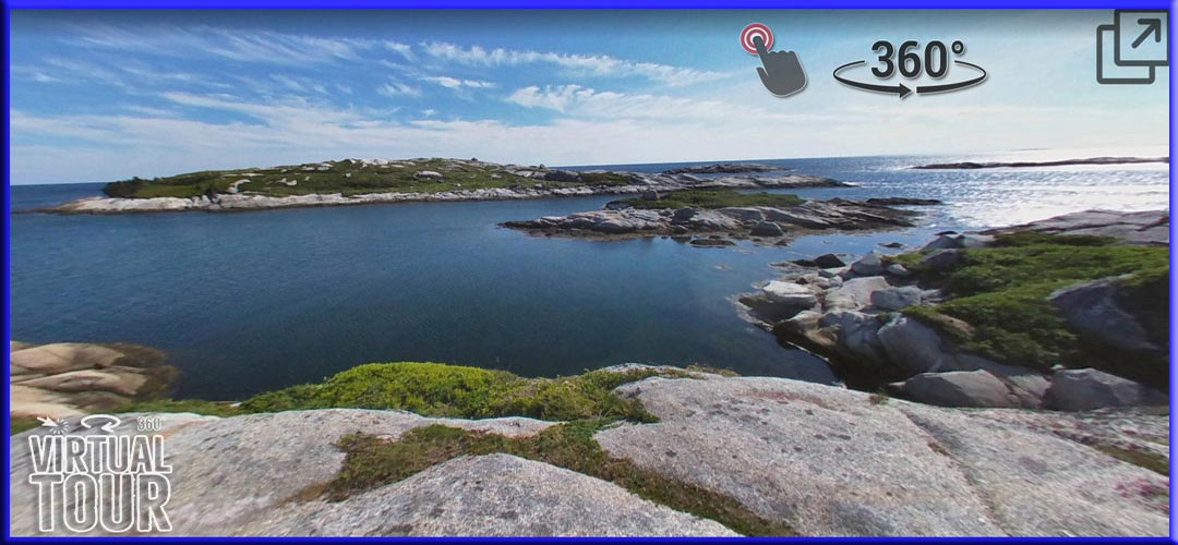 Polly's Cove Hiking Trail in Halifax, NS