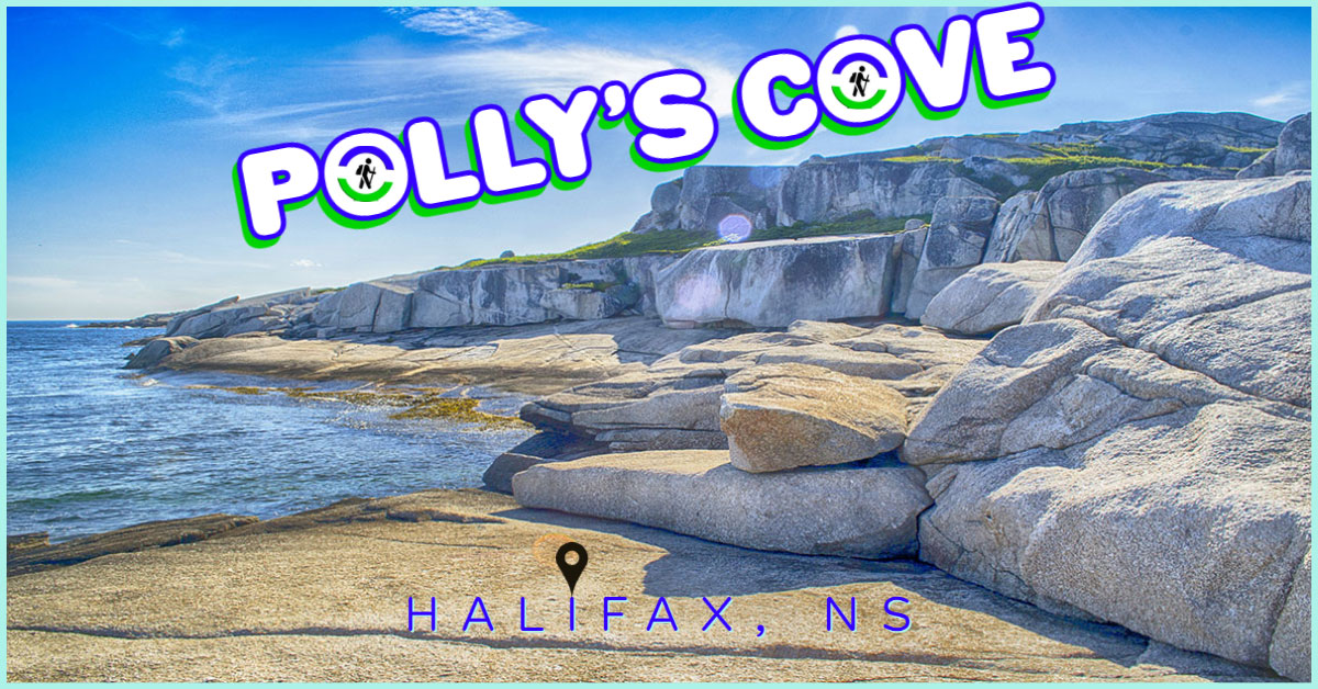 Polly's Cove Hiking Map & Guide - Halifax, NS