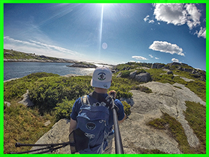 Polly's Cove Hiking Trail - Halifax, Nova Scotia