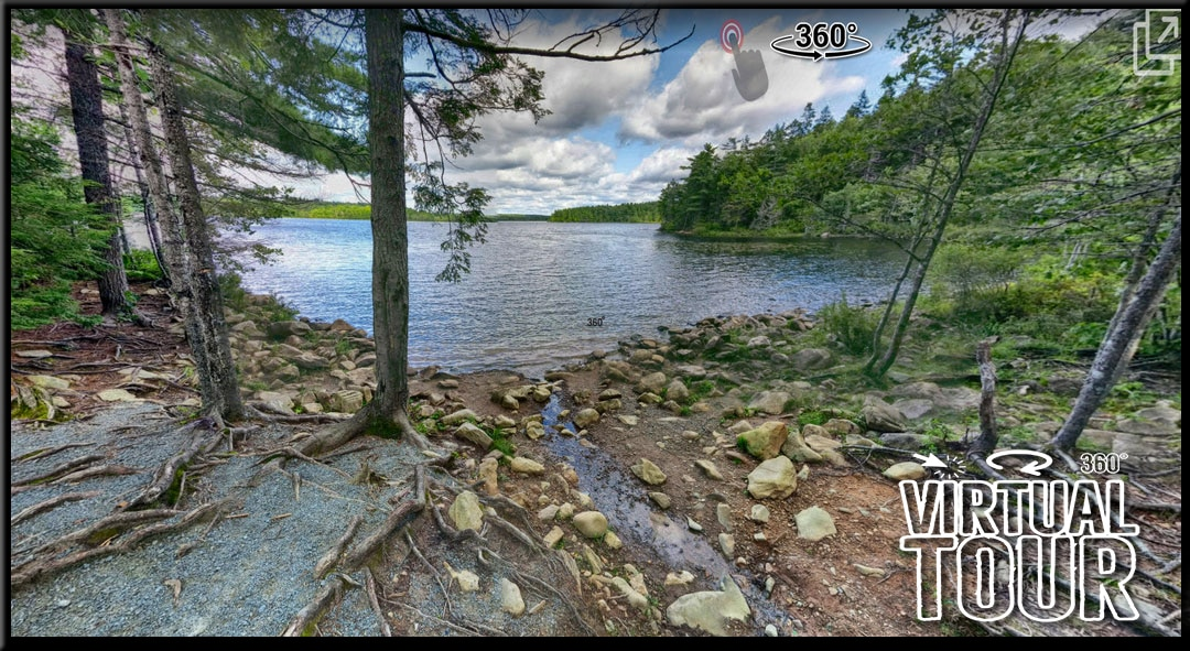 Sackville lakes Provincial Park Halifax Nova Scotia First Second