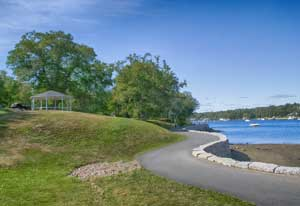 fleming park halifax nova scotia dingle frog pond trail map