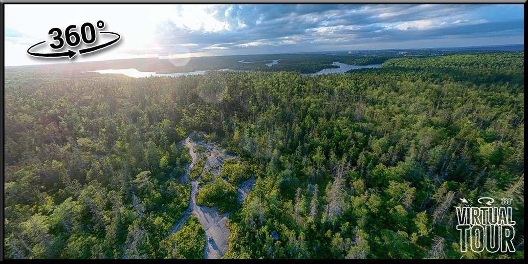 Susies Lake - Blue Mountain-Birch Cove Lakes Wilderness in Halifax, Nova Scotia