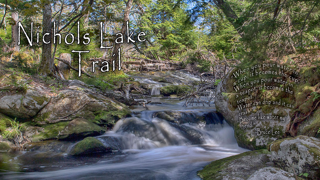 Nichols Lake Hiking Trail