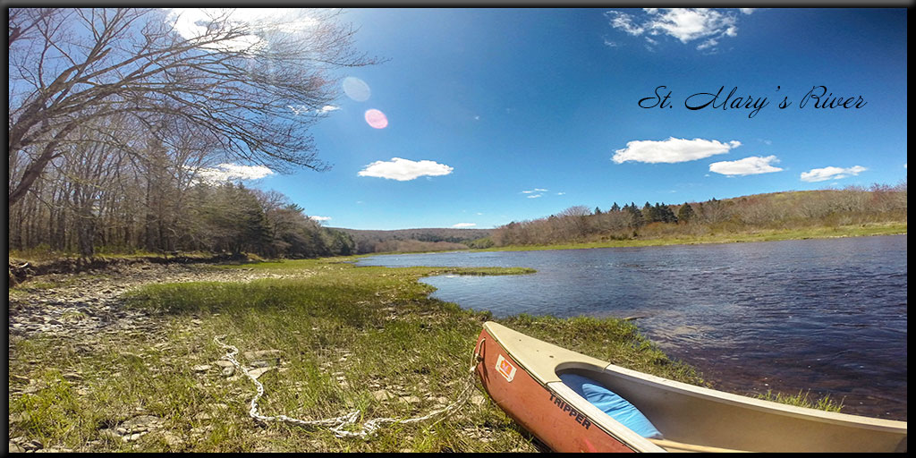 Paddling Guide: The St. Mary's River - Nova Scotia