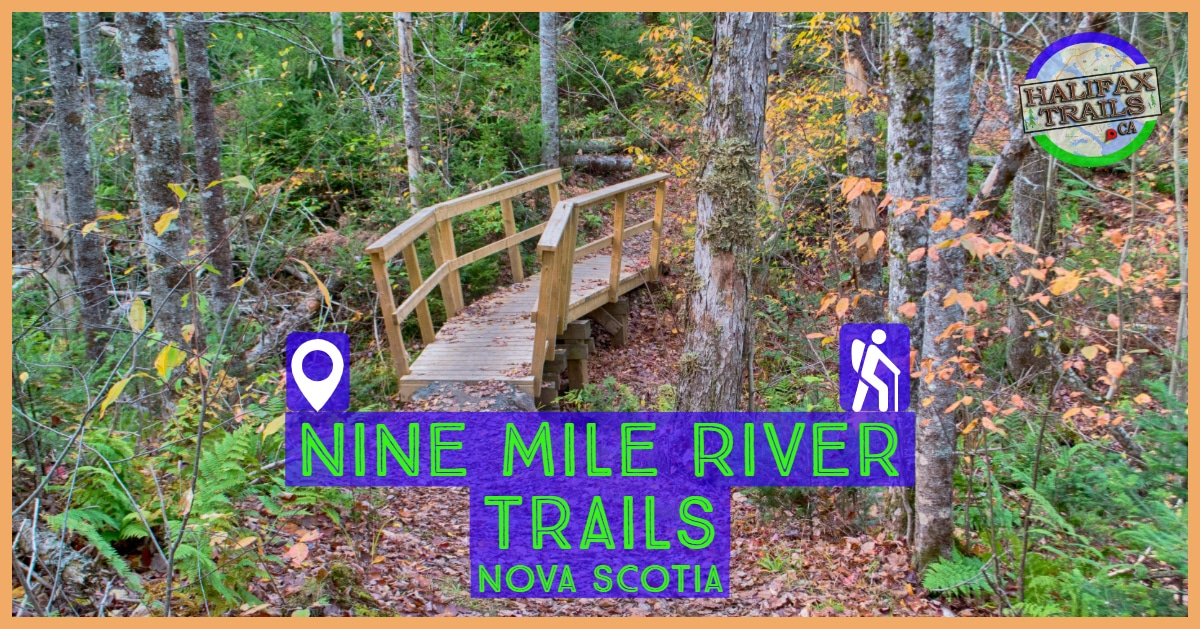 nine mile river trails nova scotia