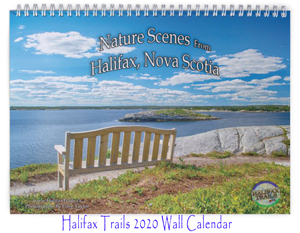 Halifax, NS Wall Calendar