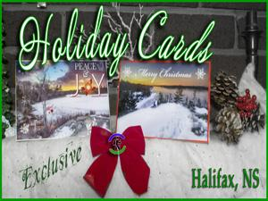 Holiday Cards ©HalifaxTrails
